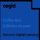 Coffre-fort bulletins de paie - Cegid Expert - Parcours digital learning