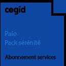 Pack Paie Sérénité 15 - Cegid Expert