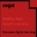 Coffre-fort bulletins de paie - Cegid Quadra - Parcours digital learning